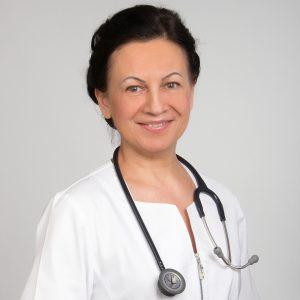 Dr. Małgorzata Radkowska- Alergolog